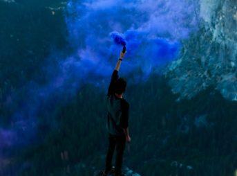 デニムと藍染めについて